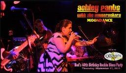 Moondance  - Ashley Pants with The Houserockers