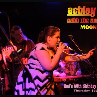 Moondance  - Ashley Pants with The Houserockers
