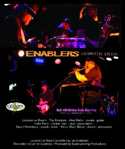 Locomotive Breath - The Enablers