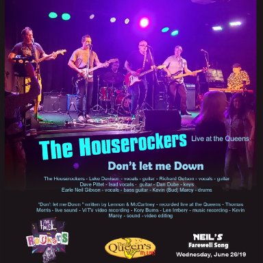 Don't let me Down - The Houserockers