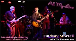 All your Love - Lindsay Martell with the Houserockers