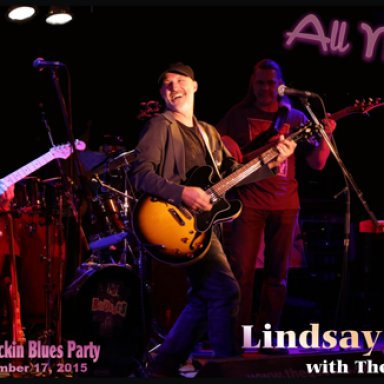 All your Love - Lindsay Martell and the Houserockers
