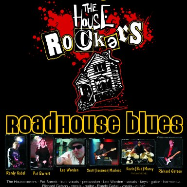 Roadhouse Blues - The Houserockers - Live at the Queens