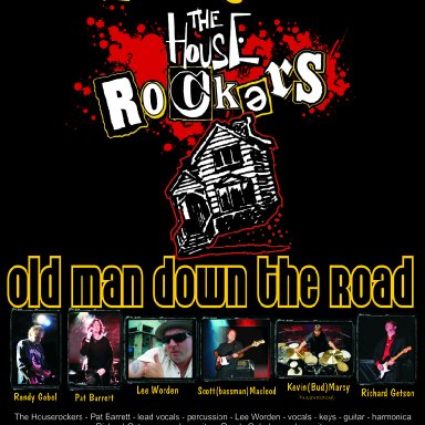 The old man is down the Road - The Houserockers - Live at the Queens