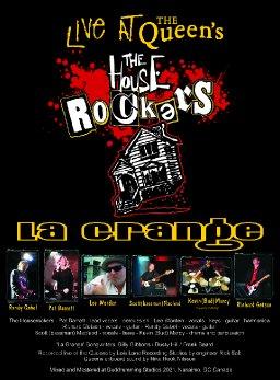La Grange - The Houserockers - Live at the Queens