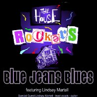 Blue Jean Blues - The Houserockers - Live at the Queens