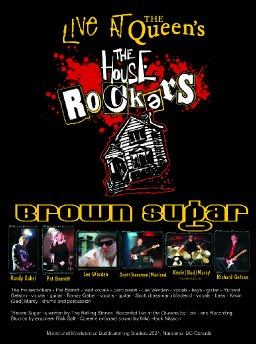Brown Sugar - The Houserockers - Live at the Queens