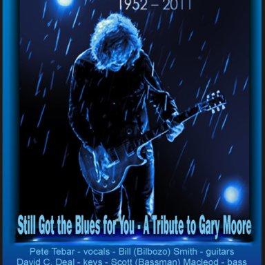 Still got the Blues for you - Bilbozo - Buddrumming - David C Deal - Pate Tebar - Scott Macleod