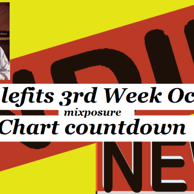 3rd Week Oct. 2021 CHART COUNTDOWN