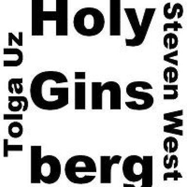 Holy Ginsberg