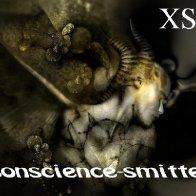Conscience-smitten