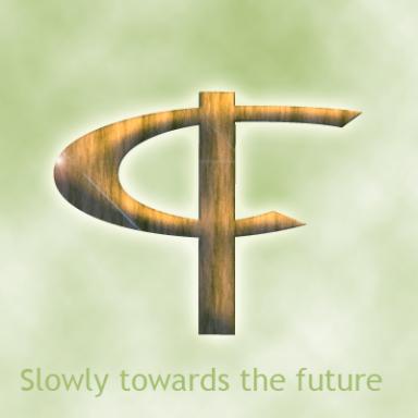 Slowly towards the future
