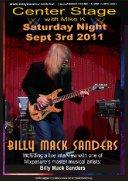 Billy Mack Sanders