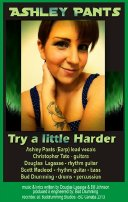 Try a Little Harder - Ashley Pants