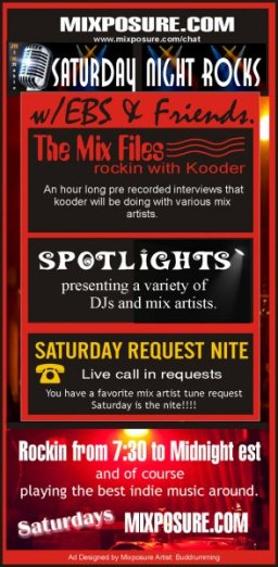 Mix Files, Mack Sanders