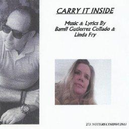 """Listen  The New Single """"Carry It Inside"""""""