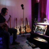 Dimitri Pastoris - recording session 2013
