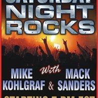 Saturday Night Rocks - Small