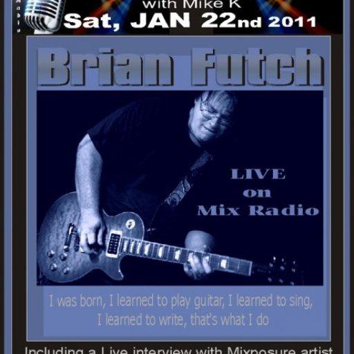 Brian Futch Mixposure ad - Jan 22 2011