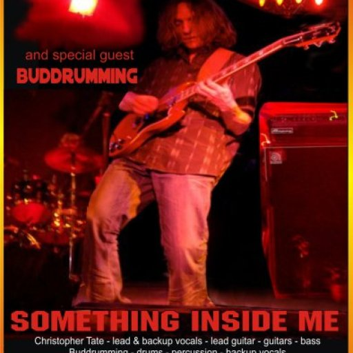 Christopher Tate - Buddrumming - Something Inside Me