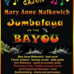 Born on the Bayou - Mary Anne Malkewich.jpg