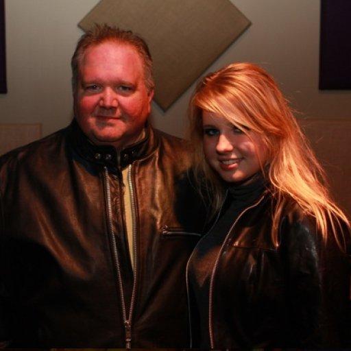 Jim Ashley leather coat