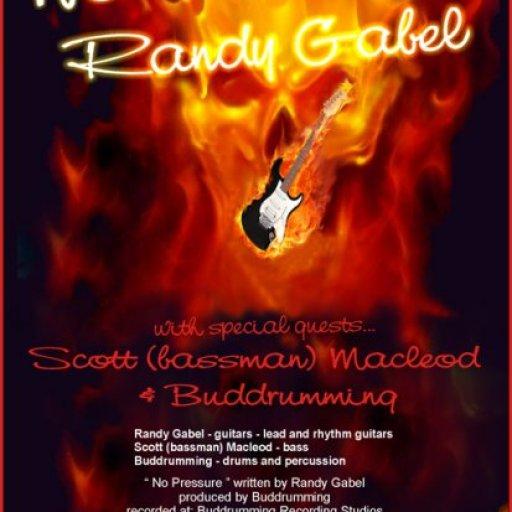 Randy Gabel Ad - No Pressure