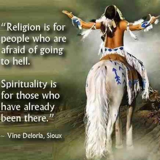 Religion for those who fear hell