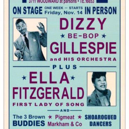 Dizzy and Ella