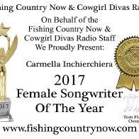 Fishing award