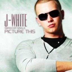 J White
